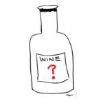 Photo of wine bottle