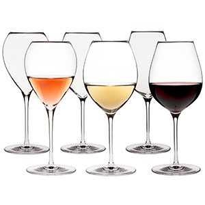 Flavor First ™ Variety Set Wine Glasses